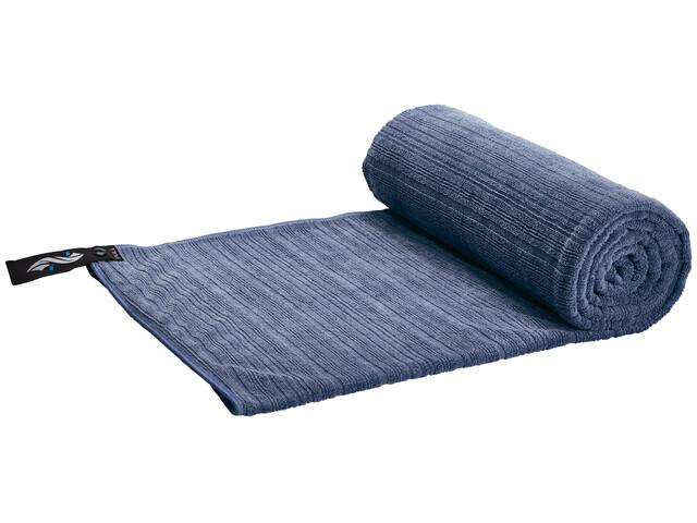 PackTowl Luxe - Serviette de bain - XXL bleu